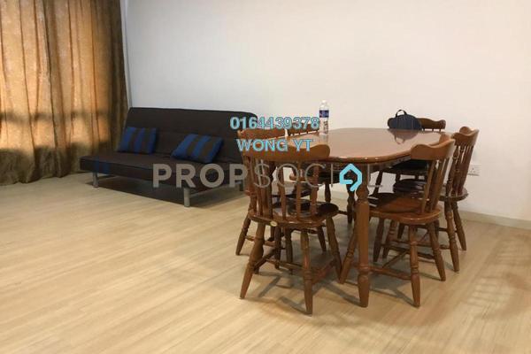 For Rent Condominium at You One, UEP Subang Jaya Freehold Semi Furnished 1R/1B 2k