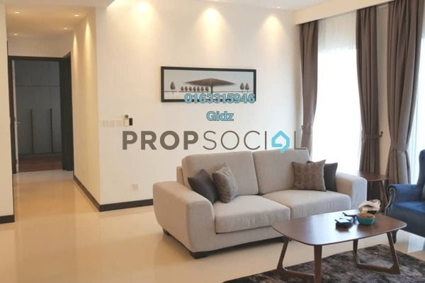 For Rent Condominium at Pavilion Hilltop, Mont Kiara Freehold Fully Furnished 4R/4B 7.5k
