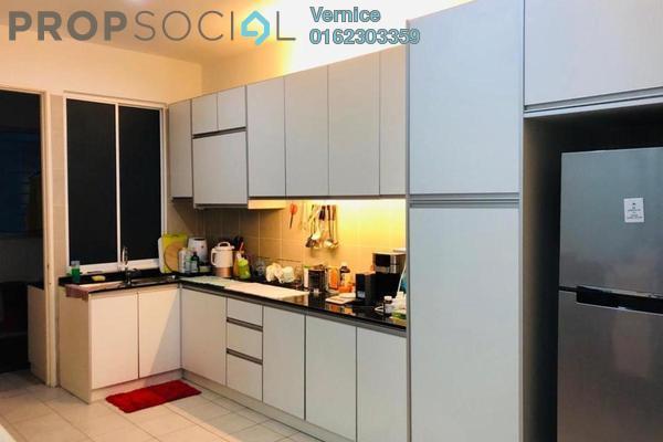 For Sale Condominium at 8 Petaling, Sri Petaling Freehold Fully Furnished 4R/4B 928k