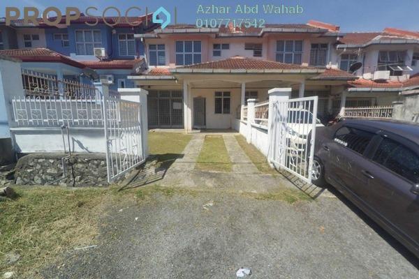 For Sale Terrace at Taman Desa Anggerik, Putra Nilai Freehold Unfurnished 4R/3B 360k