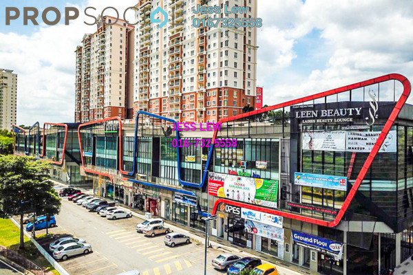 For Sale Shop at 20 Rivertree, Seri Kembangan Freehold Semi Furnished 0R/2B 2.68m