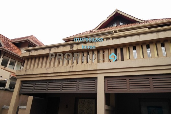 For Sale Semi-Detached at Bukit Kiara Residences, Sri Hartamas Freehold Unfurnished 4R/5B 3.3m