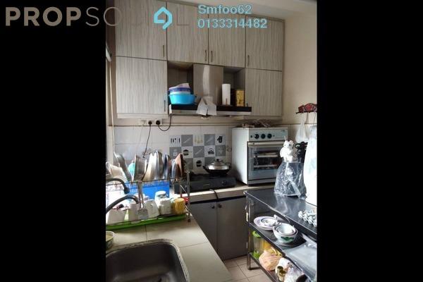 For Sale Condominium at Sri Pelangi, Setapak Freehold Semi Furnished 3R/2B 335k