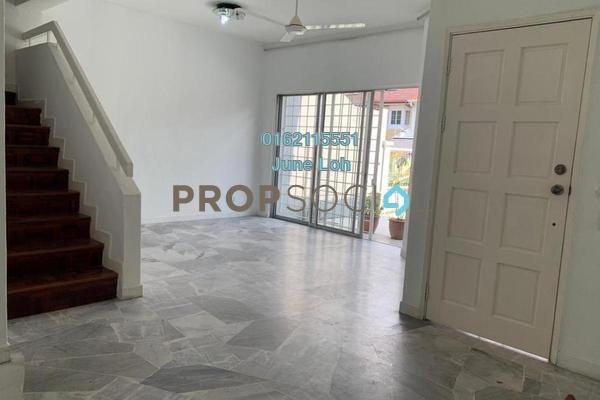 For Rent Terrace at SD9, Bandar Sri Damansara Freehold Semi Furnished 4R/3B 2k
