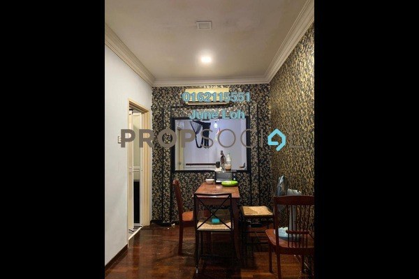 For Sale Condominium at Amandari, Segambut Leasehold Semi Furnished 4R/3B 630k