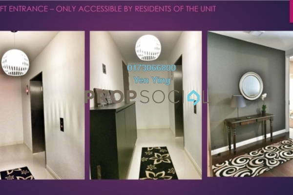 For Sale Serviced Residence at Setia Sky Residences, KLCC Freehold Fully Furnished 1R/1B 1.45m