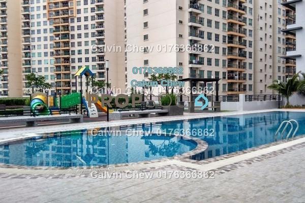 For Sale Condominium at Spring Avenue, Kuchai Lama Freehold Unfurnished 3R/0B 405k
