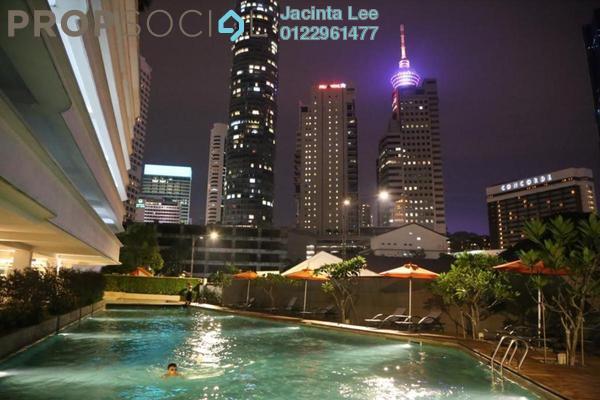 For Sale Condominium at Idaman Residence, KLCC Freehold Semi Furnished 4R/5B 1.3m