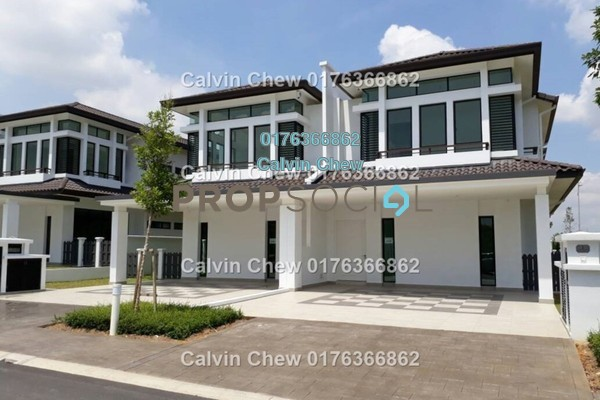 For Sale Semi-Detached at Eco Majestic, Semenyih Freehold Unfurnished 4R/5B 770k