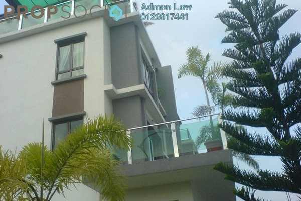 For Rent Semi-Detached at Duta Suria, Ampang Freehold Fully Furnished 7R/7B 8.5k