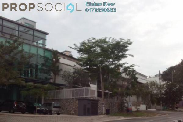 For Sale Bungalow at Jalan Maarof, Bangsar Freehold Semi Furnished 0R/0B 13.9m
