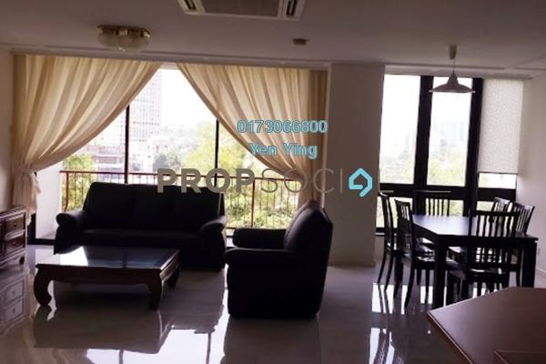 For Rent Condominium at Bangsar Puteri, Bangsar Freehold Fully Furnished 3R/2B 4k