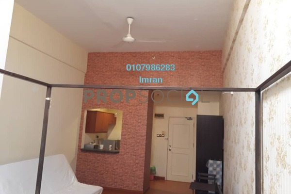 For Rent Serviced Residence at Mayfair, Sri Hartamas Freehold Fully Furnished 0R/1B 2k