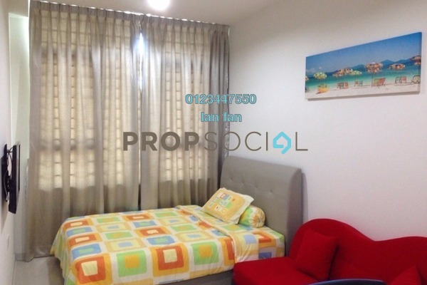 For Sale SoHo/Studio at Centrestage, Petaling Jaya Freehold Fully Furnished 1R/1B 310k