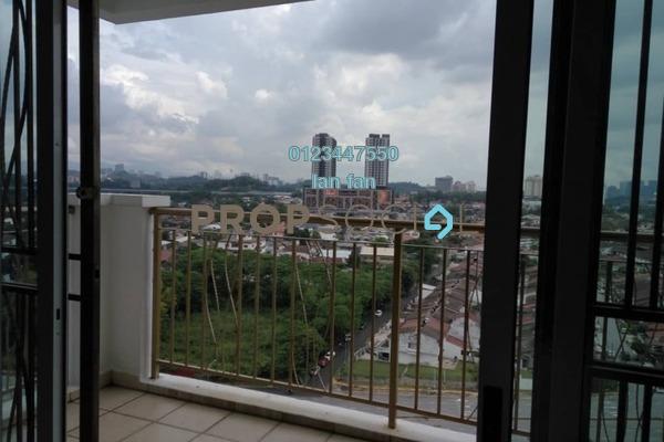 For Rent Condominium at Ken Damansara II, Petaling Jaya Freehold Fully Furnished 3R/2B 2.7k