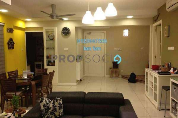 For Sale Condominium at Ara Hill, Ara Damansara Freehold Fully Furnished 3R/2B 1.25m