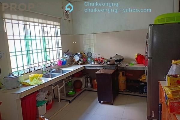 For Sale Terrace at Setia Impian, Setia Alam Freehold Unfurnished 4R/3B 439k