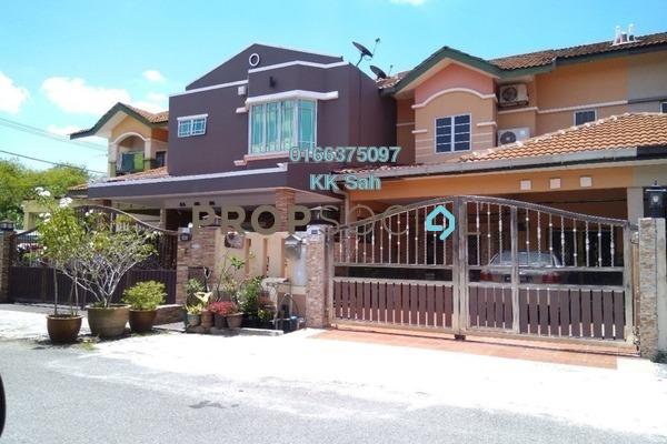 For Rent Superlink at Bandar Botanic, Klang Freehold Fully Furnished 4R/3B 1.6k