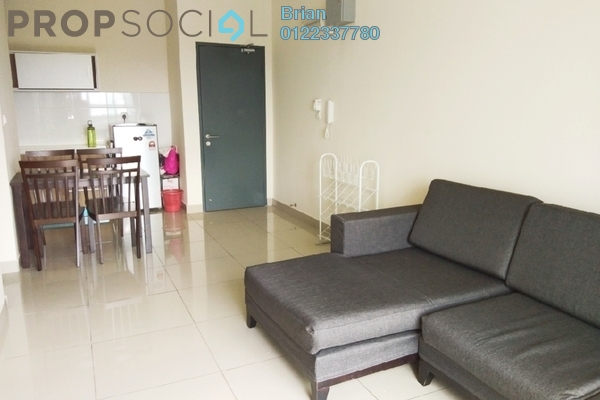 For Sale Serviced Residence at MesaHill, Putra Nilai Freehold Fully Furnished 2R/2B 310k