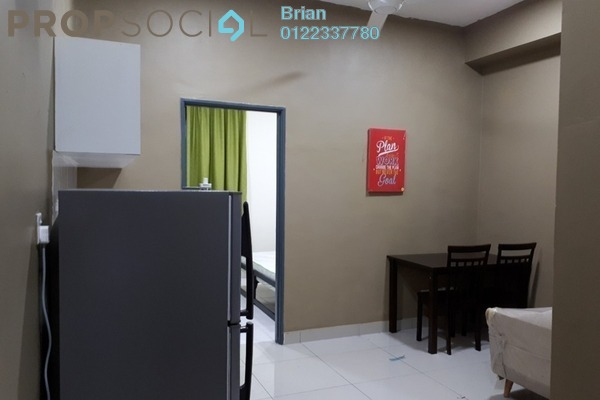 For Sale Serviced Residence at MesaHill, Putra Nilai Freehold Semi Furnished 1R/1B 188k
