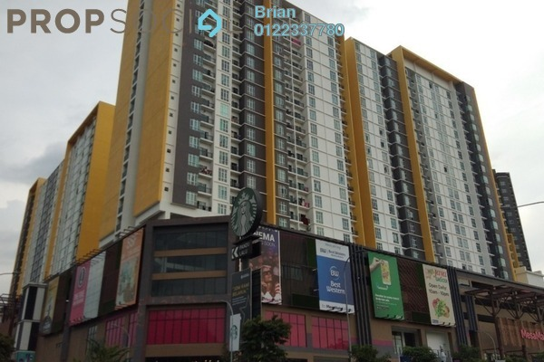 For Sale Serviced Residence at MesaHill, Putra Nilai Freehold Semi Furnished 3R/2B 398k