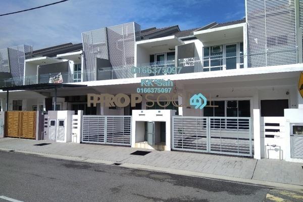 For Sale Terrace at Taman Suria, Bandar Sungai Long Leasehold Fully Furnished 4R/3B 818k