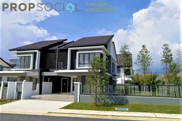 For Sale Semi-Detached at Hemingway Residences @ North Haven Coalfields, Sungai Buloh Freehold Unfurnished 4R/5B 1.07m