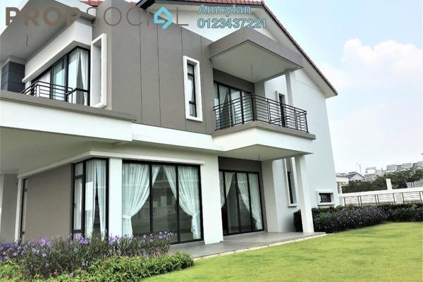 For Sale Terrace at Ixora 2 Residences, Bandar Seri Coalfields Freehold Unfurnished 4R/4B 670k