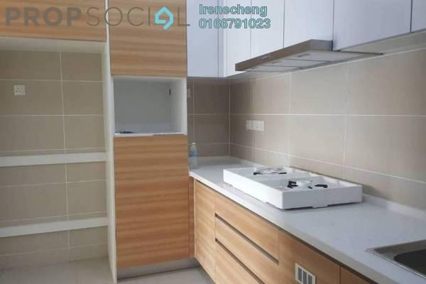 For Rent Condominium at V-Residensi 2, Shah Alam Freehold Semi Furnished 3R/2B 1.6k