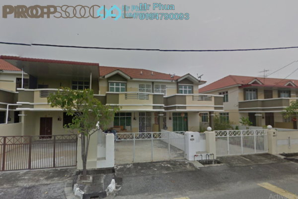 For Rent Condominium at Taman Limbungan Indah, Butterworth Freehold Semi Furnished 4R/3B 1.2k