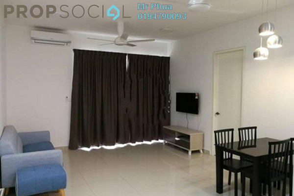 For Rent Condominium at Woodsbury Suites, Butterworth Freehold Fully Furnished 2R/2B 2k