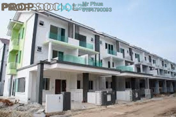 For Sale Terrace at Maple Residence, Butterworth Freehold Unfurnished 5R/5B 668k