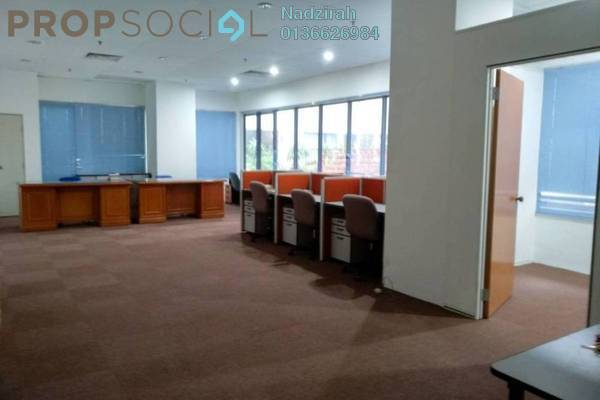 For Sale Office at Amcorp Tower, Petaling Jaya Freehold Semi Furnished 0R/0B 463k