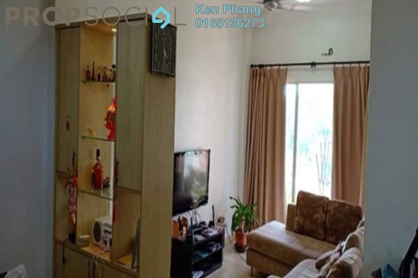For Sale Apartment at Taman Minang Ria, Cheras South Freehold Fully Furnished 3R/2B 330k