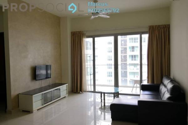 For Rent Condominium at Regalia @ Jalan Sultan Ismail, Kuala Lumpur Freehold Fully Furnished 2R/2B 2.8k