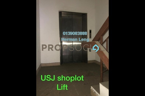 For Rent Shop at USJ Sentral, UEP Subang Jaya Freehold Unfurnished 0R/0B 12k