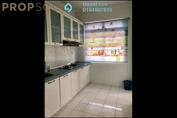 For Sale Apartment at Medan Hikmat, Jelutong Freehold Fully Furnished 3R/2B 400k