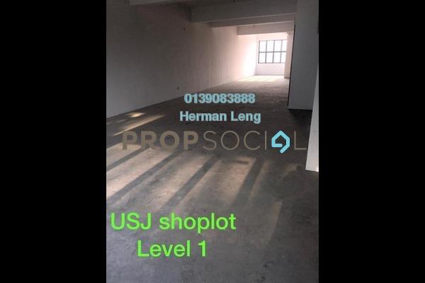 For Sale Shop at USJ Sentral, UEP Subang Jaya Freehold Unfurnished 0R/0B 3.45m