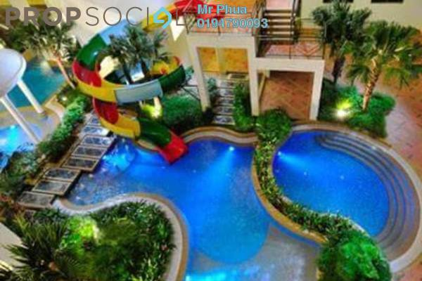 For Sale Condominium at Cassia, Butterworth Freehold Semi Furnished 3R/2B 355k