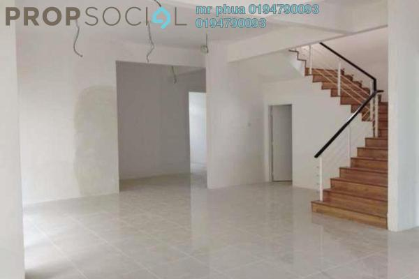 For Sale Terrace at Taman Cendana, Juru Freehold Unfurnished 4R/3B 498k