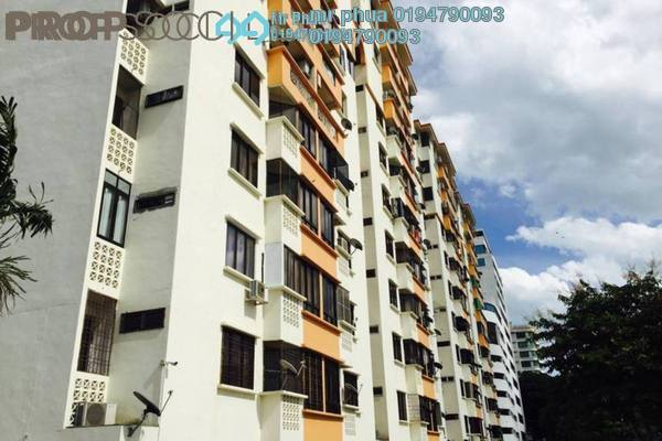 For Sale Condominium at Pantai Apartment, Butterworth Leasehold Unfurnished 3R/2B 250k