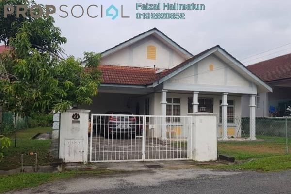 For Sale Bungalow at Desa Pinggiran Putra, Putrajaya Freehold Semi Furnished 4R/2B 950k
