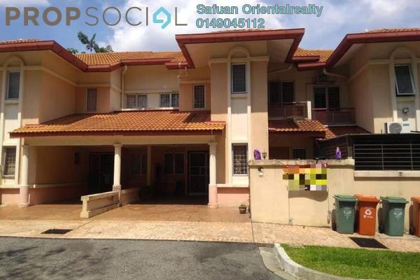 For Sale Terrace at Precinct 8, Putrajaya Freehold Unfurnished 4R/3B 810k