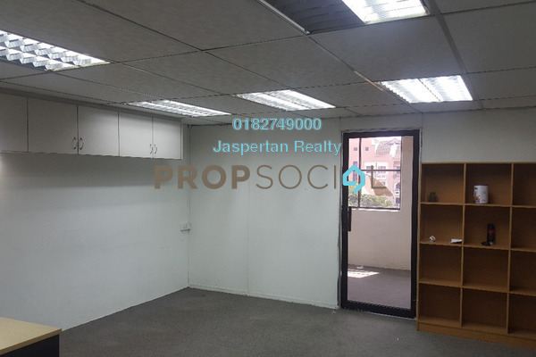 For Sale Office at Cheras Business Centre, Cheras Freehold Semi Furnished 0R/1B 448k
