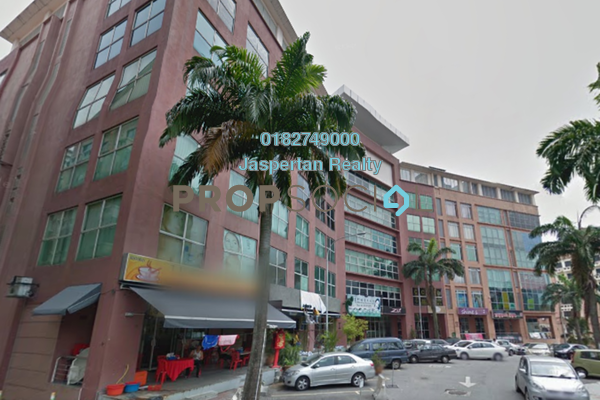 For Sale Office at Cheras Business Centre, Cheras Freehold Semi Furnished 0R/1B 278k