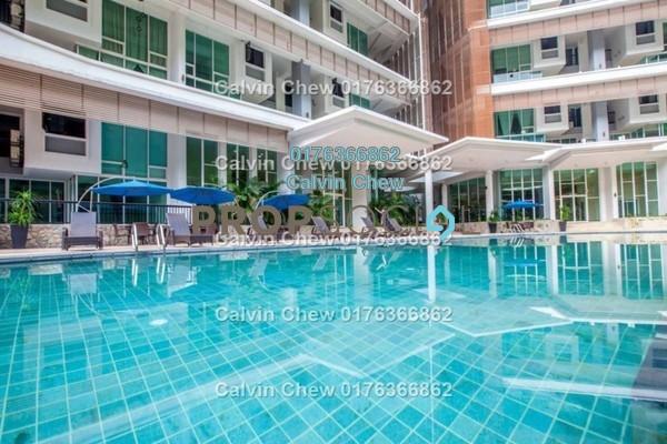 For Sale Duplex at Armanee Terrace II, Damansara Perdana Freehold Unfurnished 3R/4B 766k