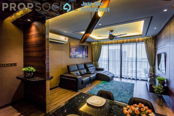 For Sale Serviced Residence at MKH Boulevard, Kajang Freehold Unfurnished 3R/2B 399k