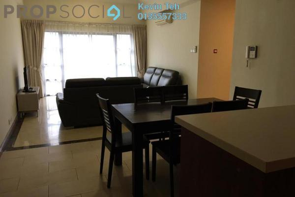 For Sale Condominium at Hartamas Regency 1, Dutamas Freehold Fully Furnished 3R/2B 800k