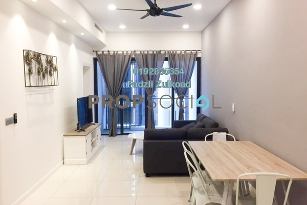 For Rent Serviced Residence at M City, Ampang Hilir Freehold Fully Furnished 2R/2B 3k