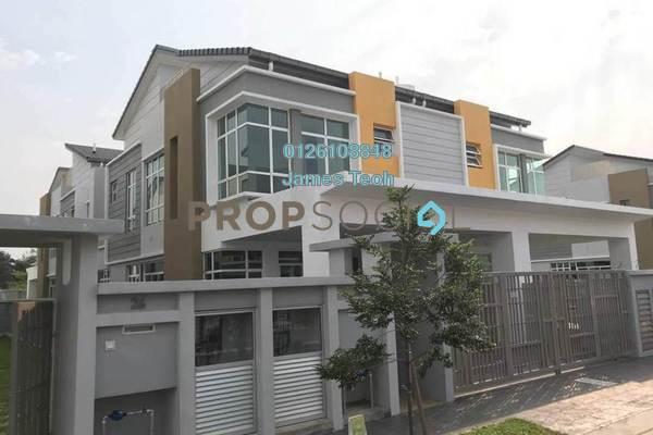 For Sale Semi-Detached at Kemuning Greenhills, Kota Kemuning Freehold Unfurnished 4R/4B 1.3m